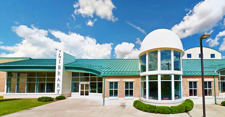 Mechanicsville Branch Library