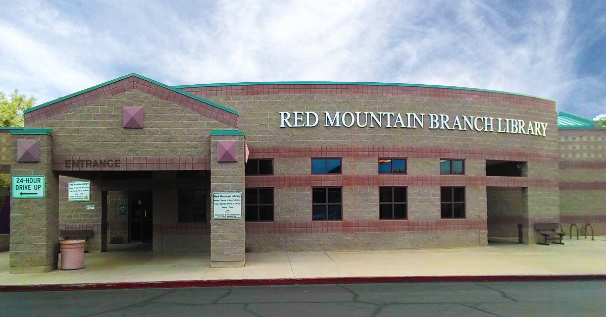 Red Mountain Branch Library