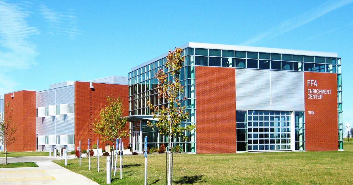 Des Moines Community College (FFA Enrichment Center)