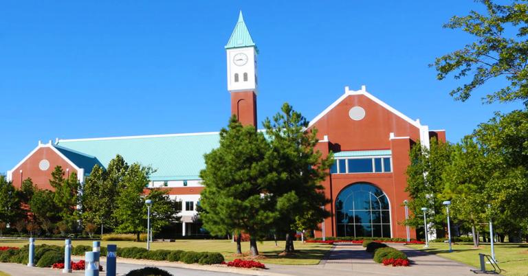 Northeastern State University Liberal Arts Room 112-N Side Campus