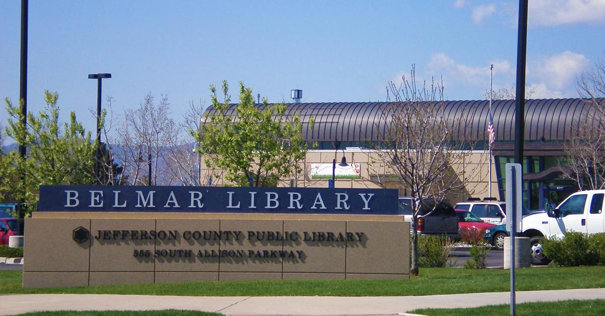 Belmar Library - Jefferson County Public Library
