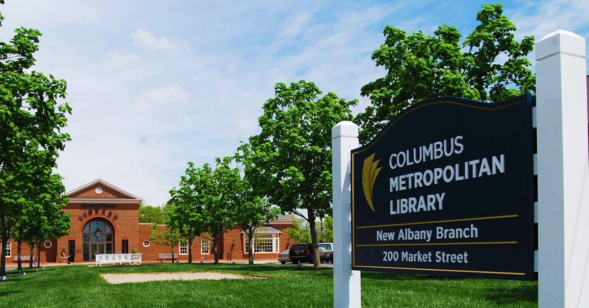 New Albany Library