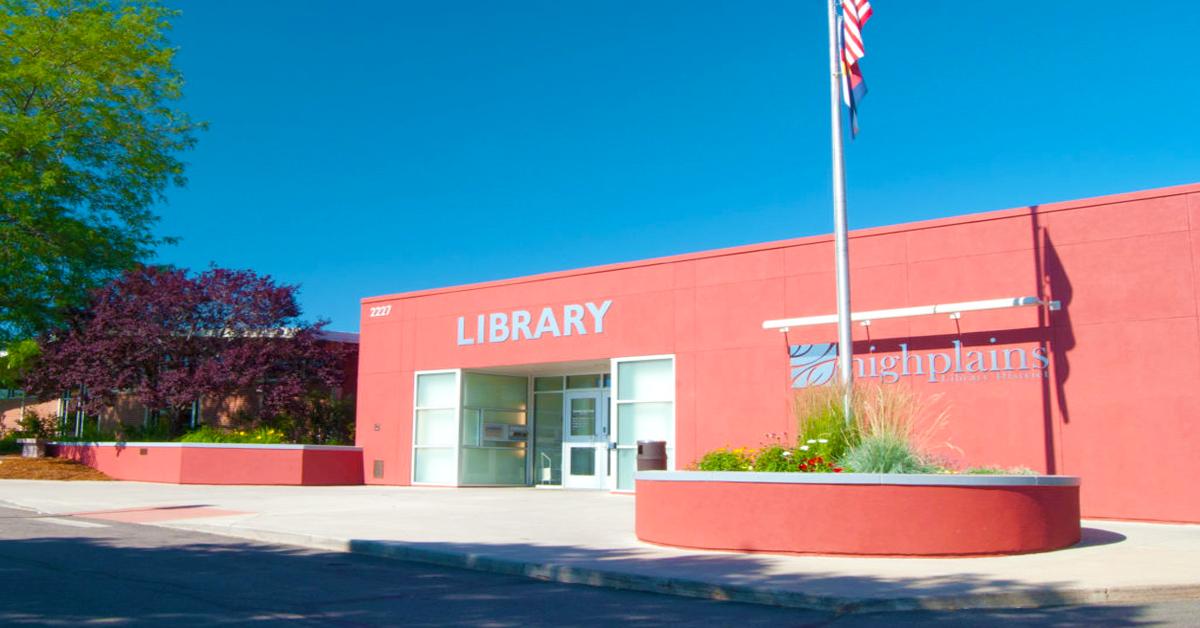 Centennial Public Park Library