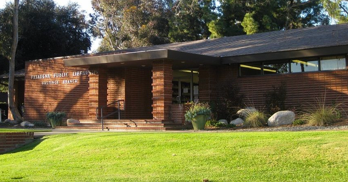 Hastings Branch Library