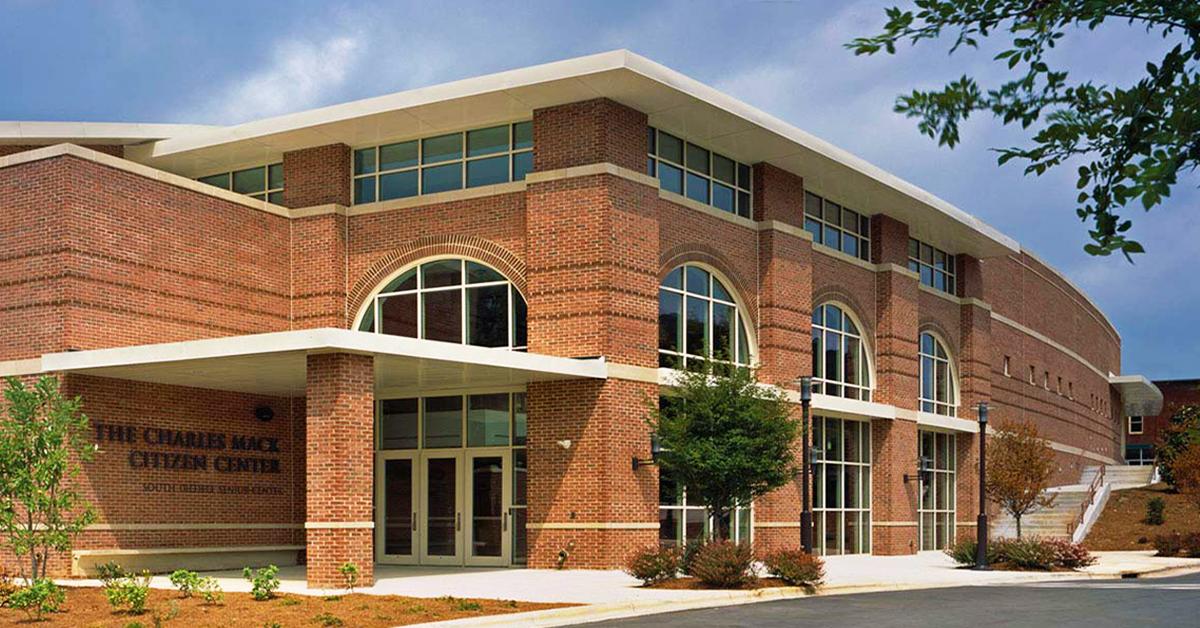 The Charles Mack Citizen Center