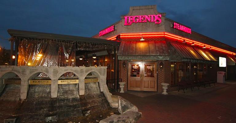 Legends Steakhouse