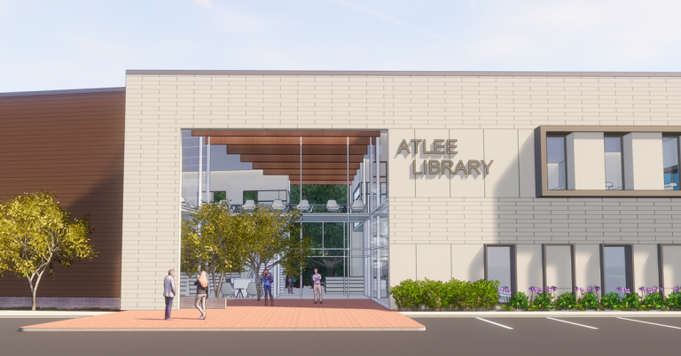 Atlee Branch Library