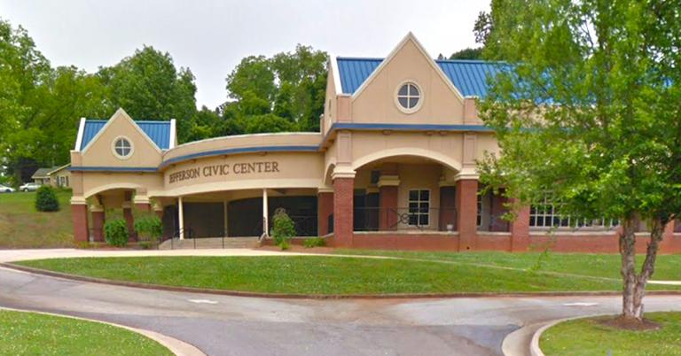 Jefferson Civic Center