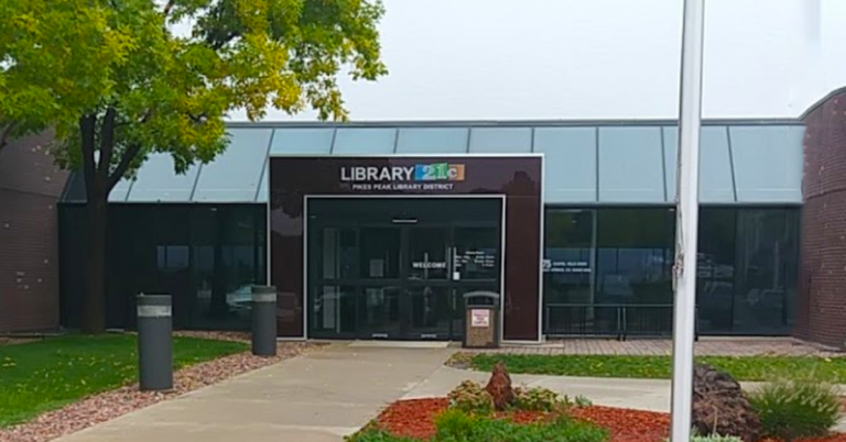 Pikes Peak Library District - Library 21c