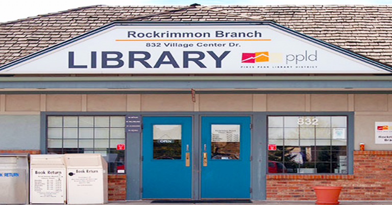 Pikes Peak Library District - Rockrimmon Library
